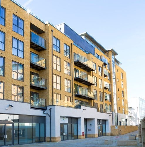 Commercial units at The Radius, Wandsworth, SW18